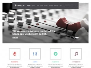 Atonstudio Website